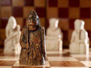 5 sterline alınan satranç taşı, 1 milyon sterline satılacak