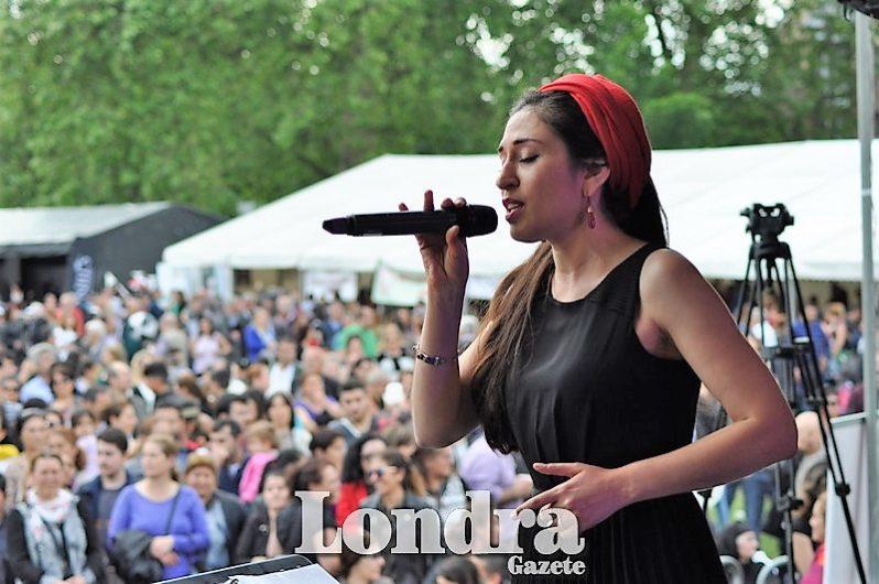 Suna Alan will tell stories of Kurdish songs