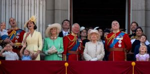 The Queen's birthday celebrations marked with the Trooping the Colour
