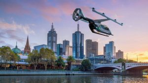 Uber Air to launch in Australia