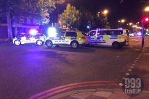 3 men shot in Hackney