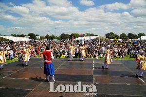 3. Kıbrıs Türk Kültür Festivaline on binlerce kişi katıldı