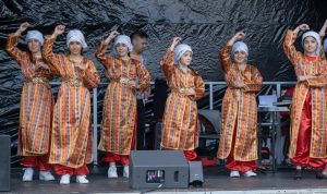 The 4th West London Turkish Festival's big celebration