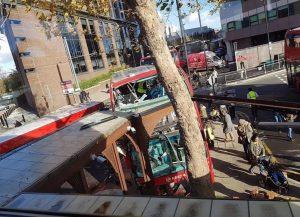 Londra'da 12 kişiyi yaralayan otobüs şoförüne 30 ay hapis