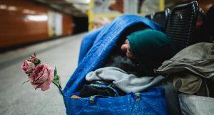 Almanya'da evsizlerin sayısında artış