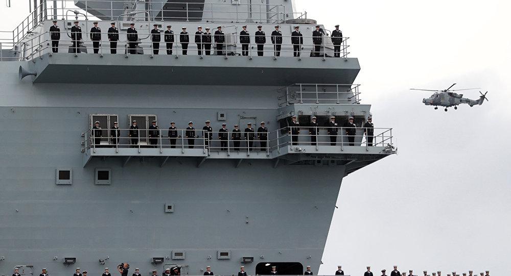 İngiliz fırkateynindeki güçler İran'ın alıkoyduğu gemiyi kurtaramadı