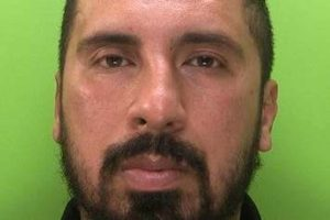 Halil Ates is wanted by police