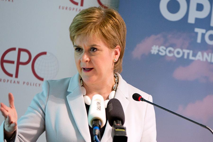 İskoçya'dan Boris Johnson'a bağımsızlık uyarısı