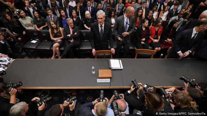 Trump Rusya soruşturmasında temize çıkmadı
