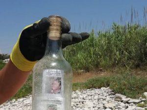 Manchester saldırısı kurbanı anısına annesinin denize bıraktığı şişe İtalya'da bulundu