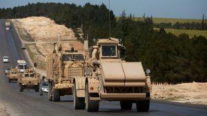 """ABD Almanya'dan """"Suriye'ye asker göndermesini"""" istedi"""