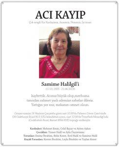 Samine Halilgil