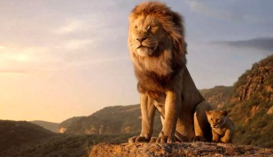 25 yıl sonra yeniden çekilen Aslan Kral, hasaılat rekoru kırdı!