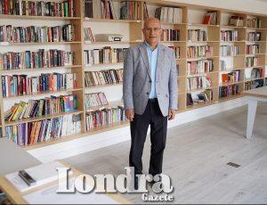 İngiltere Cemevi en kapsamlı kütüphaneyi kuruyor
