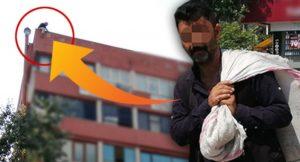 'Lösemili kızım var' diyerek intihara kalkıştı, dolandırıcı çıktı