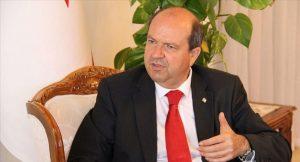 Kuzey Kıbrıs Başbakanı Tatar: Sıcak çatışmadan en fazla Güney Kıbrıs korksun