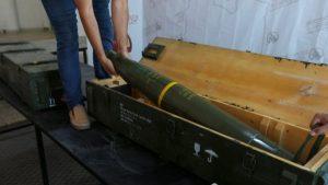 Libya'da General Hafter'e ait üste Fransız füzeleri bulundu