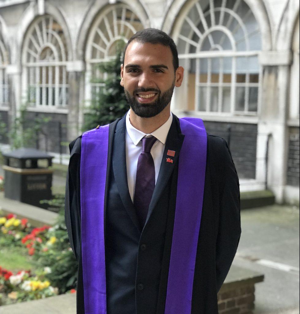 A distinction grade for Dr Serkan Hussein