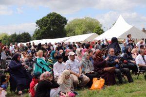 Big celebrations at the 'Luton TurkFest'