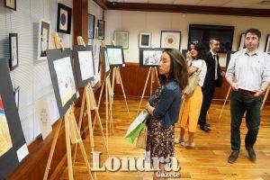 Türk öğrencilerden 15 Temmuz anısına resim sergisi