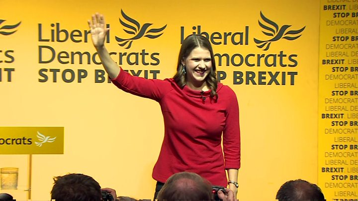 Liberal Democrat Party elects first female leader