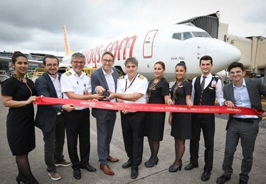 Pegasus kicks off the summer with flights from Manchester to Istanbul