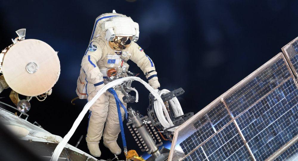 Rusya, uzaya gidecek ilk Arap astronotlar için helal gıda üretecek