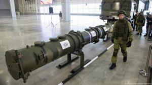 Rusya ile ABD arasında 'nükleer restleşme'
