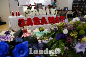 Funeral ceremony was held for Tugay Hurman