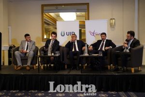 '15th July Remembrance day' panel held by UID UK