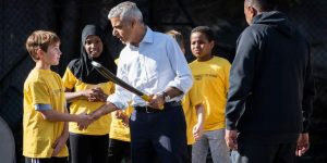 Mayor announced over £1m sports funding for young Londoners