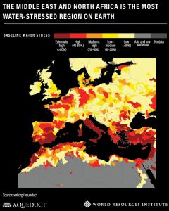 Dünya nüfusunun dörtte birinin su sorunu var, Kıbrıs 19., Türkiye listede 32. sırada