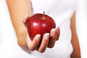 'An apple a day helps keep cancer at bay'