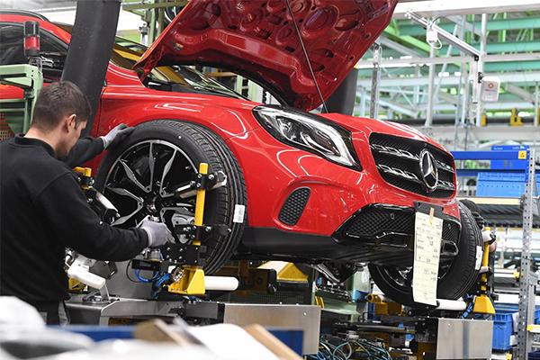 Alman otomotiv yan sanayisinde kriz hazırlığı