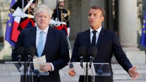Macron: EU Brexit deal decision 'at end of week'