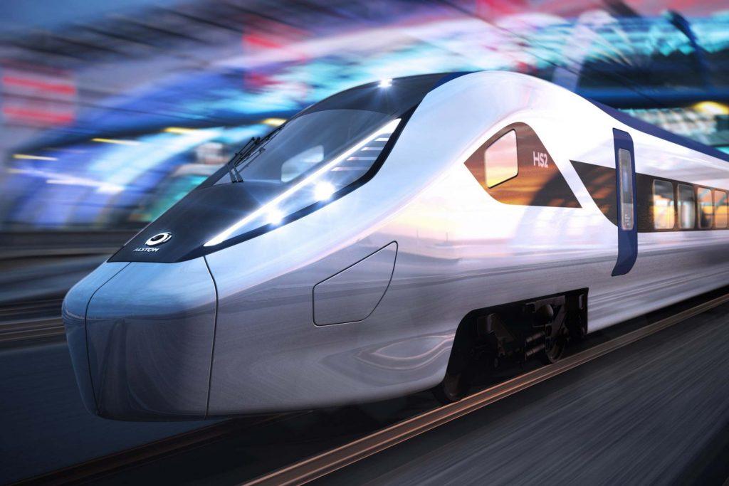 İngiltere'nin HS2 hızlı tren projesi rötar yaptı