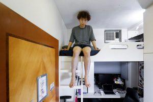 200 binden fazla Hong Konglu 'tabut evlerde' yaşıyor