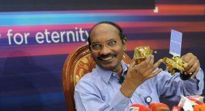 Hindistan'ın insansız uzay aracı Ay'ın yörüngesine girdi