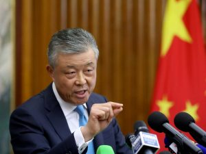 """Çinli elçiden İngiliz siyasetçilere """"Hong Kong"""" tepkisi"""