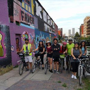London Cycling Club pedalling full steam ahead