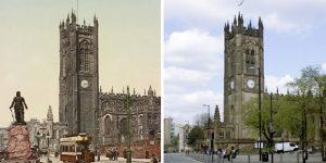 7 İngiltere şehrinin 125 yıl içinde uğradığı değişim