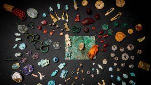 Pompeii'de bir büyücüye ait olduğu düşünülen eşyalar bulundu