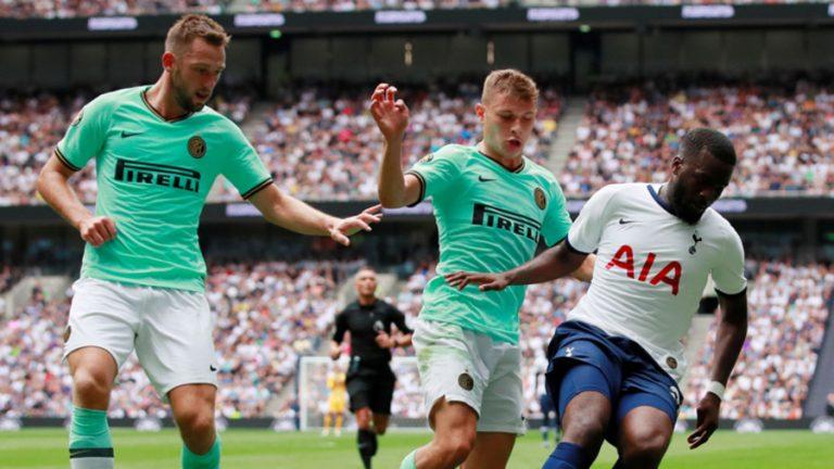 Tottenham penaltılarda Inter'e yenildi
