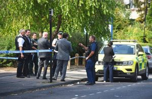 London stabbings: Boy, 15 and man, 21, fighting for life after daylight attacks in Tottenham and Croydon