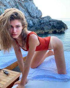 Victoria's Secret'in yeni modeli çok konuşulacak
