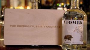 Çernobil'de az radyosyonlu votka üretildi