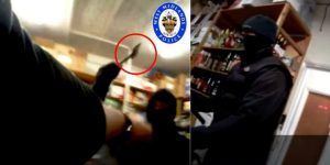 Baltalı hırsızlar 75 bin pound çaldı
