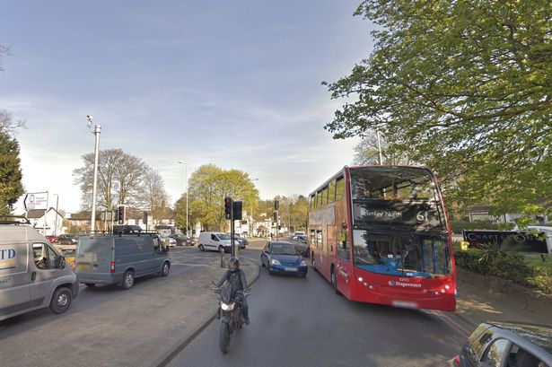 Londra'da polis aracının çarptığı kadın öldü