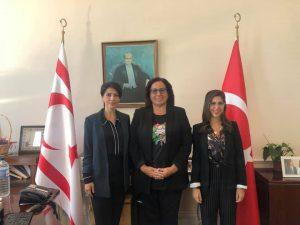 TRNC London representative office announces new diplomats