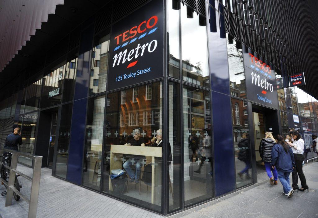 4,500 jobs to cut across 153 Tesco Metro stores